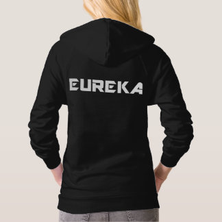 😜💡Eureka-Funny Cool Exclamation Fleece Classic Hoodie