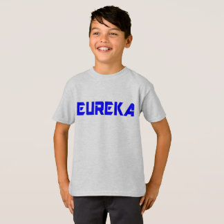 😜💡Eureka-Funny Cool Exclamation Kids' fabulous T-Shirt