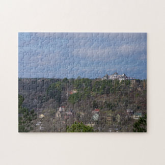 Eureka Hill Side Jigsaw Puzzle