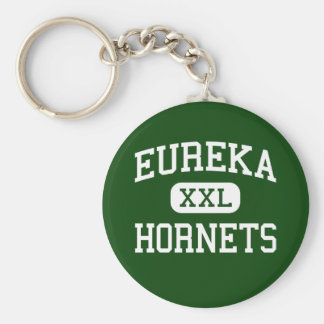 Eureka - Hornets - High School - Eureka Illinois Key Ring