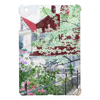 Eureka Springs Victorian House Case For The iPad Mini