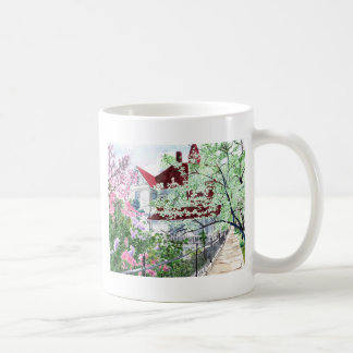 Eureka Springs Victorian House Coffee Mug
