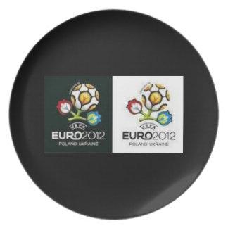 EURO2012 PLATE
