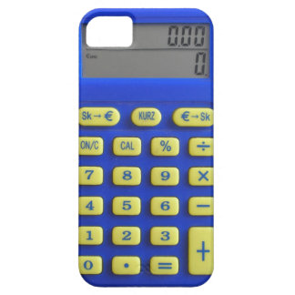 Euro Calculator iPhone 5 Case