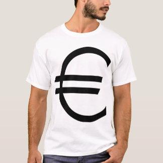 Euro Sign T-Shirt