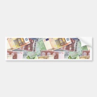 Euro Trip Bumper Sticker