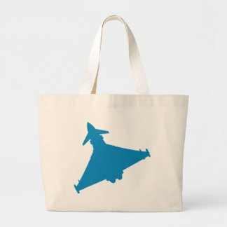 Eurofighter Typhoon Fighter Jet Canvas Bags
