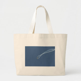 Eurofighter Typhoon flight 1 Large Tote Bag