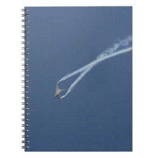 Eurofighter Typhoon flight 1 Notebooks