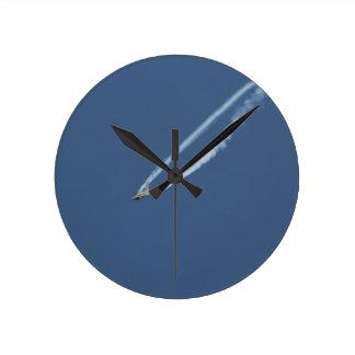 Eurofighter Typhoon flight 3 Round Clock
