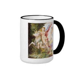 'Europa and the Bull' Coffee Mugs