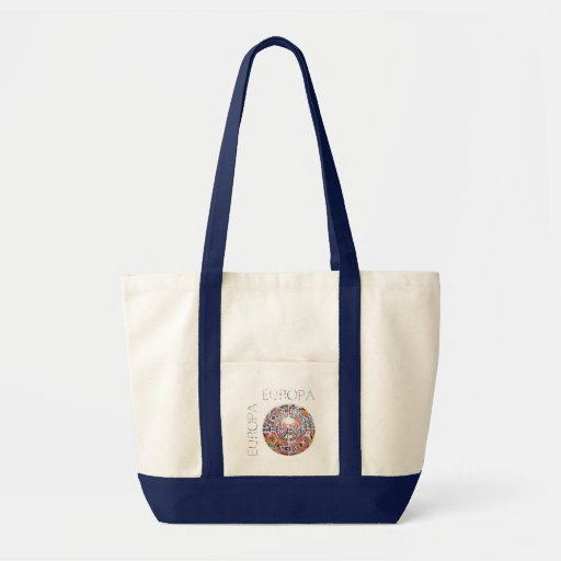 Europa Canvas Bag