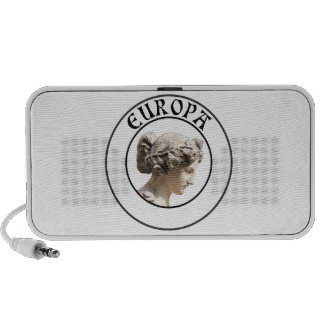 Europa: Be Proud to Show your Euro Roots! Travel Speakers