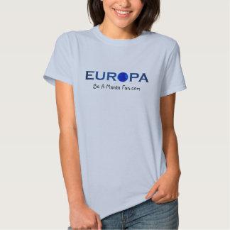 Europa Blue Sun Shirt