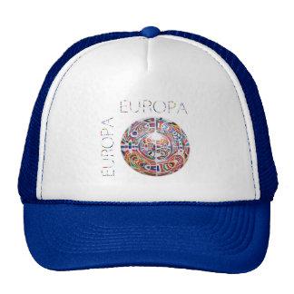 Europa Mesh Hat