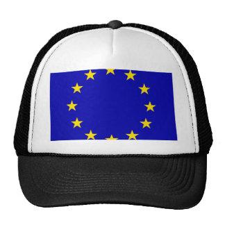 Europa High quality Flag Mesh Hat