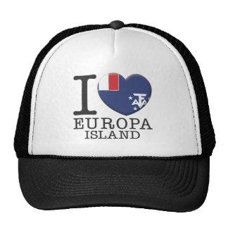 Europa Island Trucker Hat