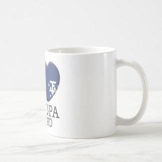 Europa Island Mugs