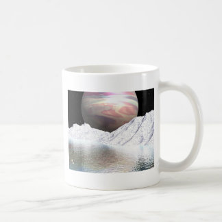 Europa Classic White Coffee Mug