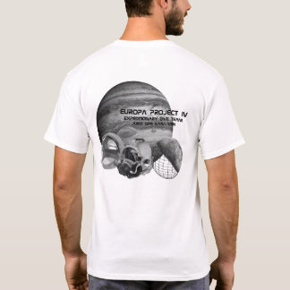 Europa Project 4- Exp. Dive Team (Sci-Fi) T-Shirt