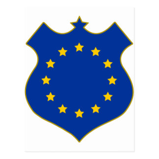 Europa-shield.png Postcard