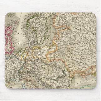Europe 30 mouse pad