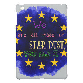 Europe - a star map cover for the iPad mini