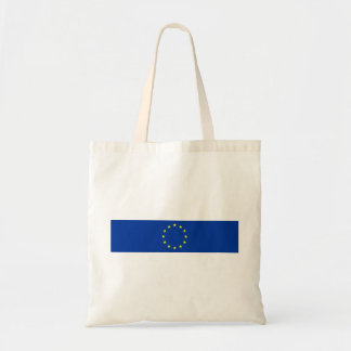 europe country flag european union nation symbol budget tote bag