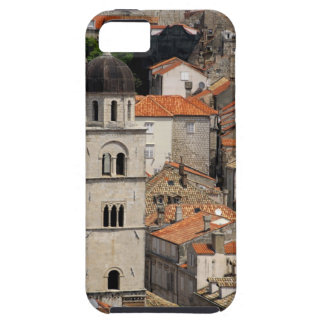 Europe, Croatia. Medieval walled city of iPhone 5 Cover