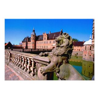 Europe Denmark Copenhagen aka Kobenhaven Art Photo