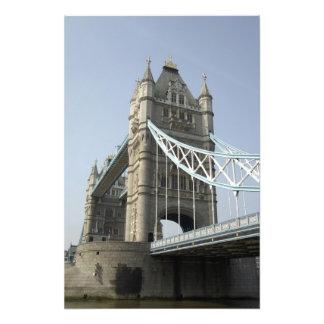 Europe, England, London. Tower Bridge over the 2 Photo