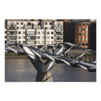 Europe,ENGLAND, London: View of the Millenium Photograph