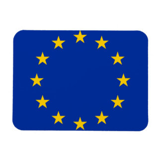 Europe flag magnet