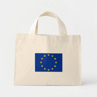 Europe flag mini tote bag