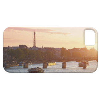 Europe, France, Paris (75), Tourist Boat on iPhone 5 Covers