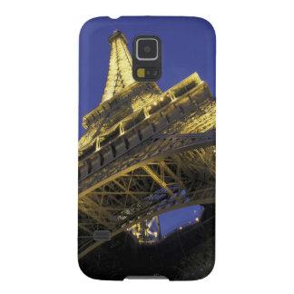 Europe, France, Paris, Eiffel Tower, evening 2 Galaxy S5 Cover