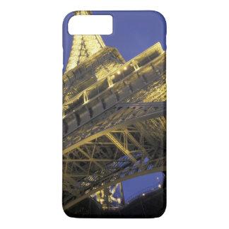 Europe, France, Paris, Eiffel Tower, evening 2 iPhone 7 Plus Case