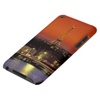 Europe, France, Paris. Sunset view of Eiffel iPod Touch Cover