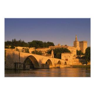 Europe, France, Provence, Avignon. Palais des 2 Photo Art