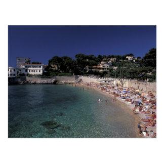 Europe, France, Provence, Bouches, du, Rhone, Postcard