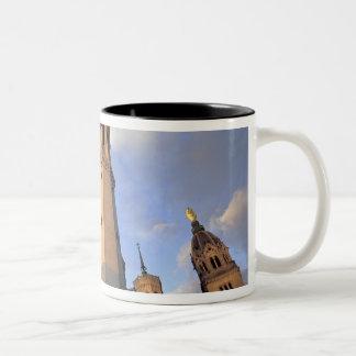 Europe, France, Rhone Valley, Vallee du Rhone, Two-Tone Mug