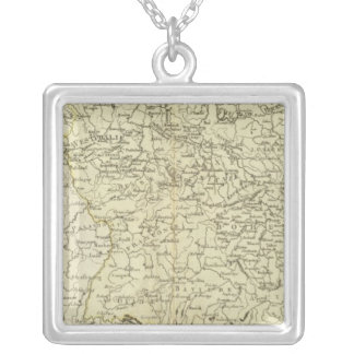 Europe, Germany, Austria Silver Plated Necklace