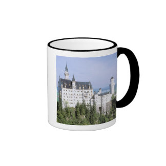 Europe, Germany, Neuschwanstein Castle, built Mugs