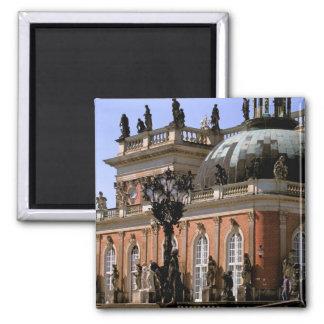 Europe, Germany, Potsdam. Parc Sanssouci, Neus Magnet