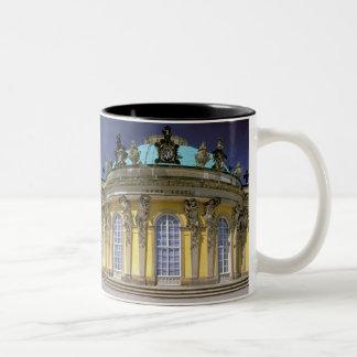Europe, Germany, Potsdam. Park Sanssouci, 2 Two-Tone Mug
