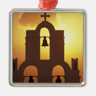 Europe, Greece, Cyclades Islands, Santorini, Metal Ornament