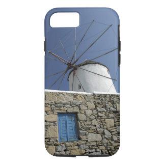 Europe, Greece, Mykonos. 2 iPhone 7 Case