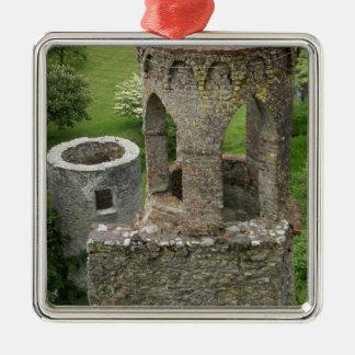 Europe, Ireland, Blarney Castle. THIS IMAGE Metal Ornament