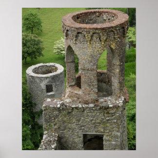 Europe, Ireland, Blarney Castle. THIS IMAGE Poster