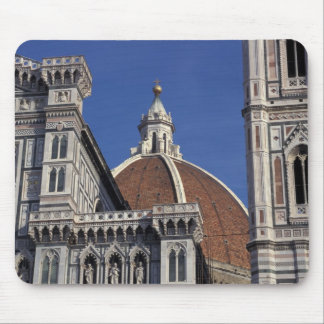 Europe, Italy, Florence. Duomo Cathedral Mouse Pad